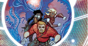 'Cave Carson Has An Interstellar Eye #4' (review)