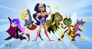 First Look at Upcoming 'DC Super Hero Girls' Series From Producer Lauren Faust