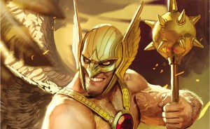 'Hawkman #1' (review)