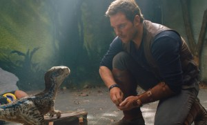 'Jurassic Park: Fallen Kingdom' (review by Benn Robbins)