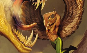 'Hawkman #2' (review)