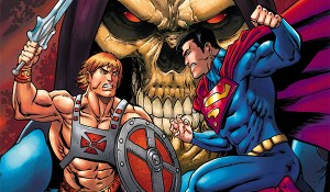 'Injustice Versus The Masters of The Universe #1' (review)