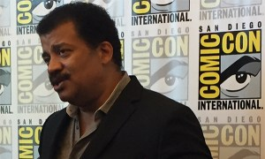 SDCC2018: Neil deGrasse Tyson Discusses 'Cosmos', America and The Need for Science in Society