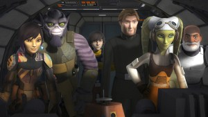 Win 'Star Wars Rebels: The Complete Fourth Season' on Blu-ray!