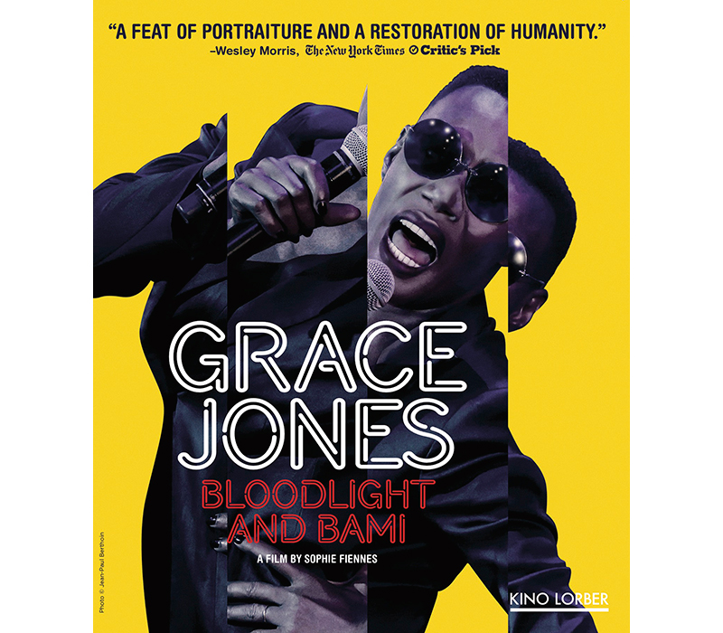 Grace Jones: Bloodlight and Bami' Coming to Blu-ray & DVD from Kino