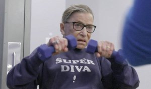 Win 'RBG' on Blu-ray!
