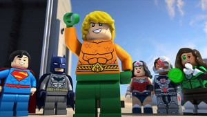 'LEGO DC Comics Super Heroes: Aquaman: Rage of Atlantis' (review)