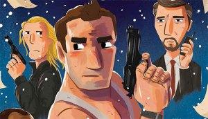 The John McClane Saga Continues: Three Books Celebrate 30 Years of 'Die Hard'