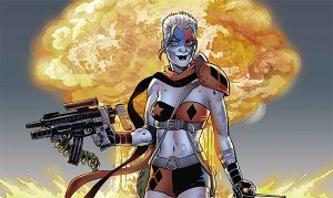 'Old Lady Harley #1' (review)