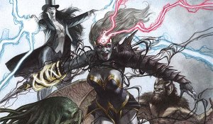 'Justice League Dark and Wonder Woman: The Witching Hour #1' (review)