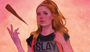 NYCC – BOOM! Studios Unveils 'Buffy The Vampire Slayer' Creative Team