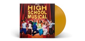 'High School Musical' Gold Vinyl  (review)