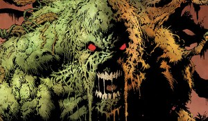 'Swamp Thing Halloween Horror Special' Puts The Scares into Comics Fans and Walmart Shoppers This October
