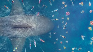 'The Meg' Surfaces on 4K UHD Combo Pack, Blu-ray Combo Pack and DVD Special Edition on 11/13; Digital HD 10/30