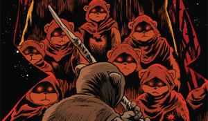 'Star Wars Adventures: Tales From Vader's Castle #4' (review)