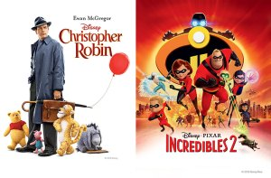 Win a Digital Code Prize Pack of 'Christopher Robin' and 'Incredibles 2'!