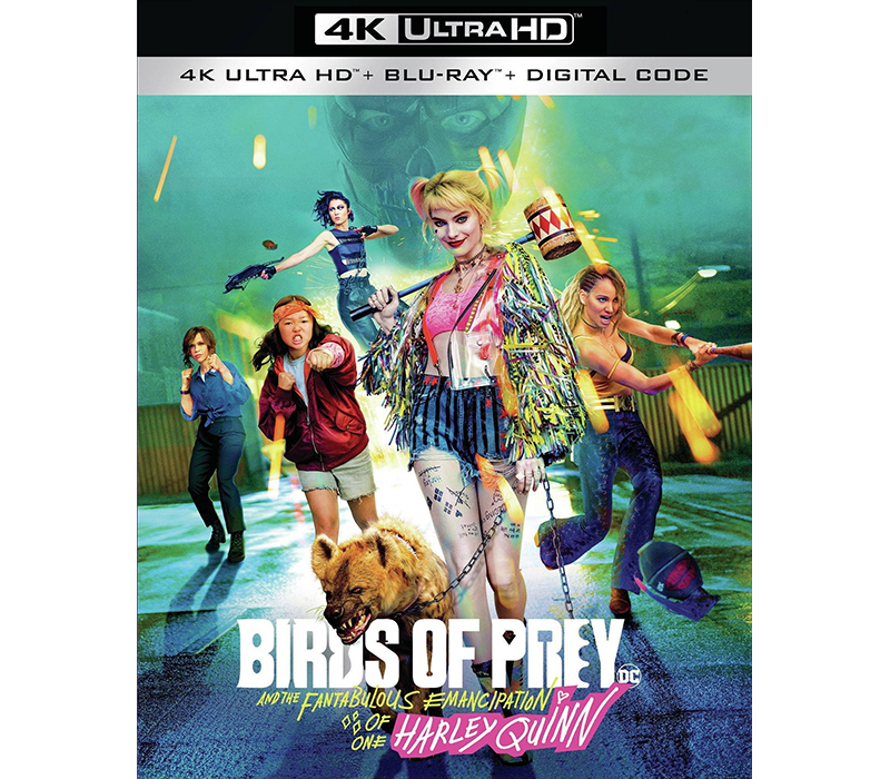 Birds Of Prey And The Emancipation Of One Harley Quinn Arrives On 4k Uhd Blu Ray And Dvd On May 12 Forces Of Geek