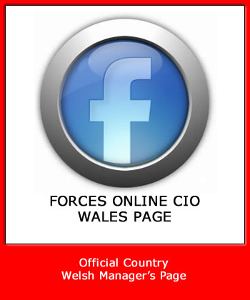 Forces Online Wales Page