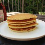 Stamattina…Pancakes!