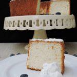 Angel Cake, la torta leggera degli angeli