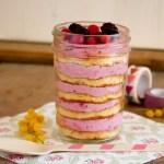 Torta in vasetto, la cake in a jar perfetta per il pic-nic