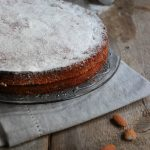 Torta mandorle e grano saraceno
