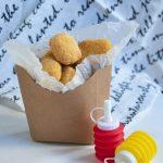 Nuggets di pollo, bocconcini di pollo fatti in casa