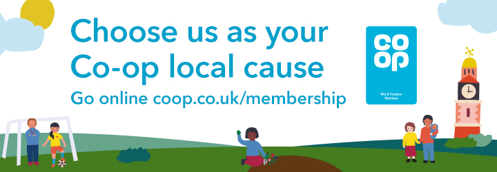 Help to support Ford Park when shopping for your groceries