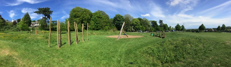 We're planning to improve our play area – and would like to hear your views!