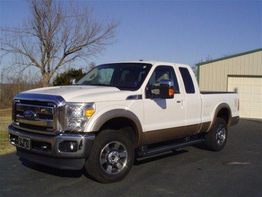 2011 Ford F250 4x4 2011 F250 Lariat 4x4