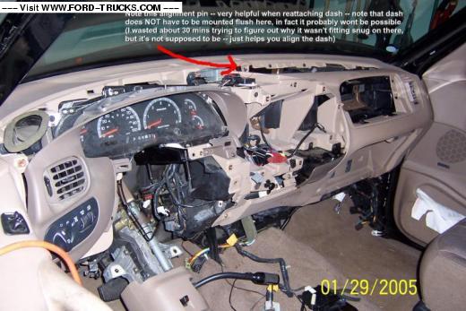 F150 Dash Modifications