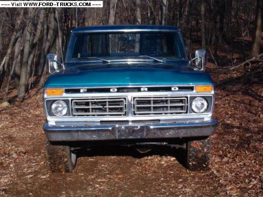 1976 F250 Parts