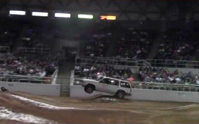 Ford Explorer Jump