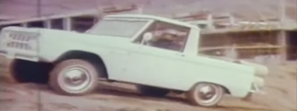 Go Broncos! Watch a 1966 Ford Commercial - Ford-Trucks com