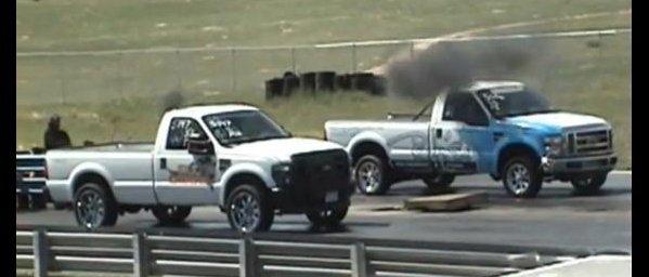 drag racing f250s 600
