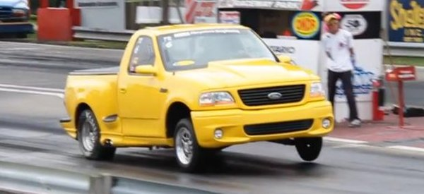 yellow lightning launch wheels up 600