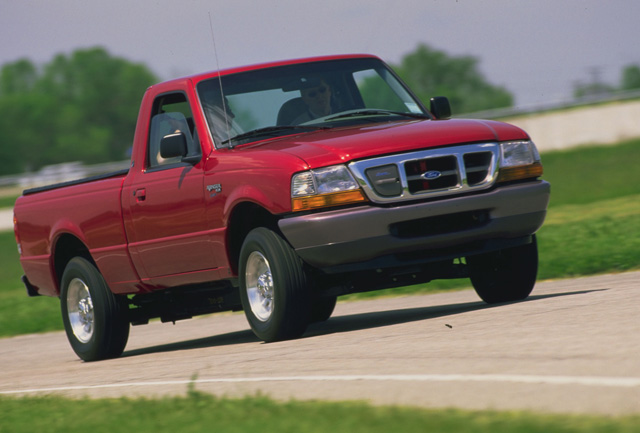 1998 Ranger EV