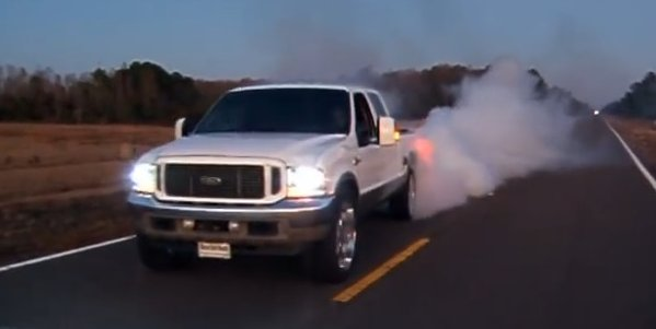 built 04 f350 burnout 600