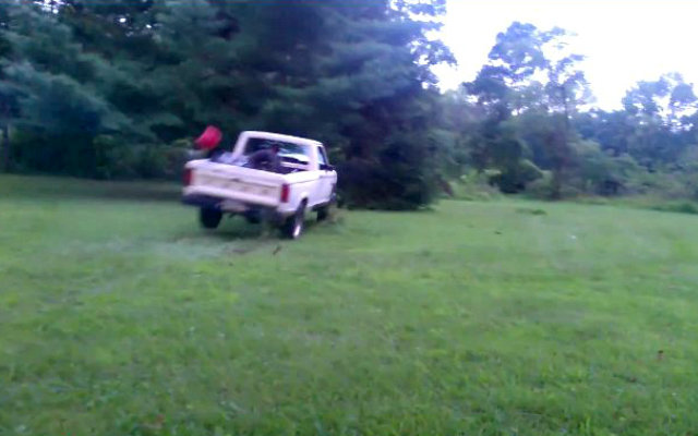 Ford Ranger Jumps!