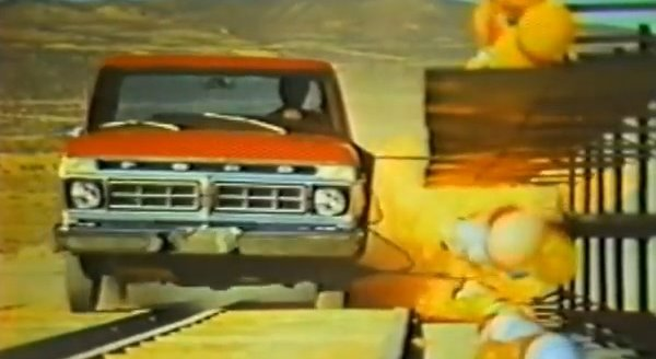 1975 ford truck commercial 600