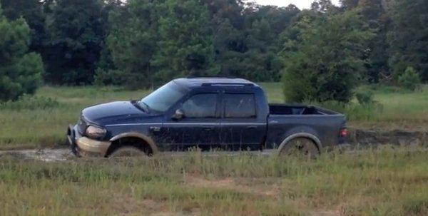 f150 stuck in mud 600