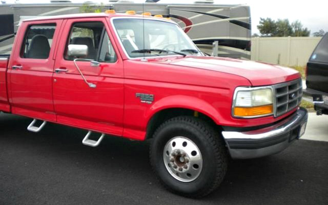 1997 Ford F-350 Dually