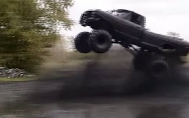 Old Ford Jump