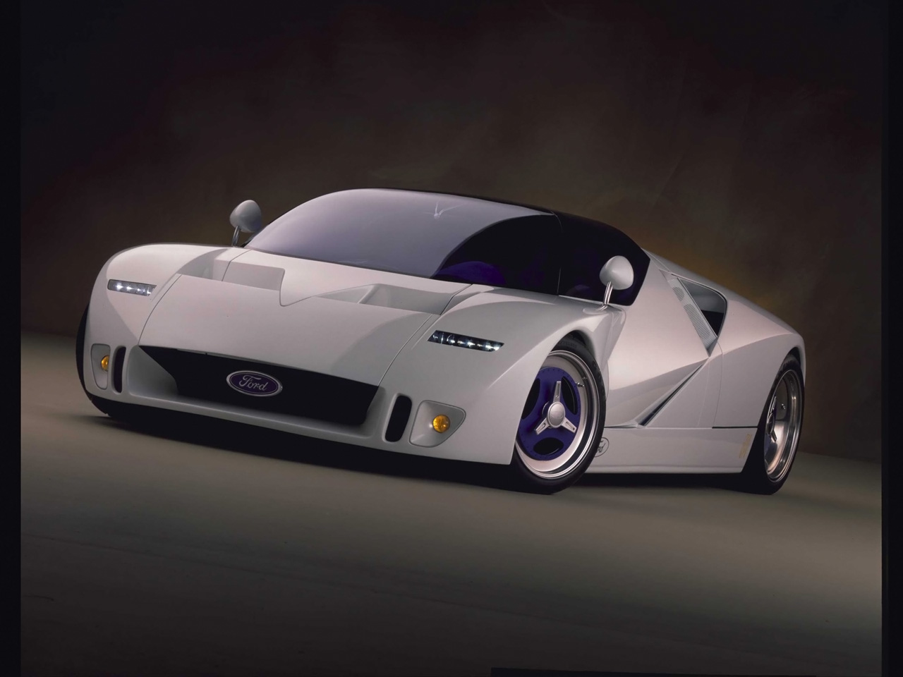 Ford GT90 Concept Car-1