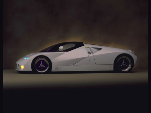 Ford GT90 Concept Car-5