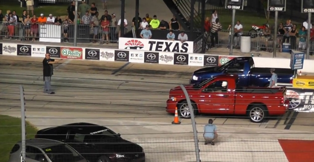 F150-lightning-vs-dodge-srt-10-dragstrip-head