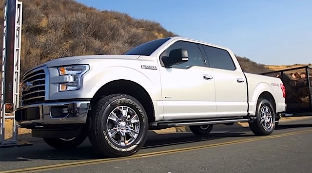 2015 F-150 Tough Science