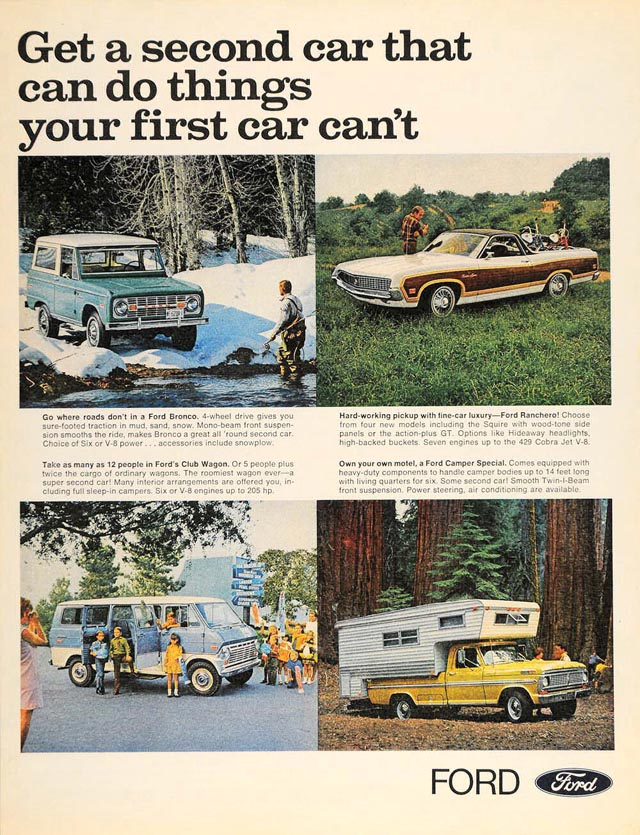 Ford Truck Ad