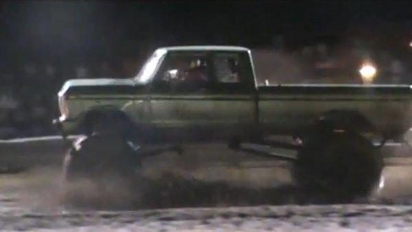 79 f250 mud truck