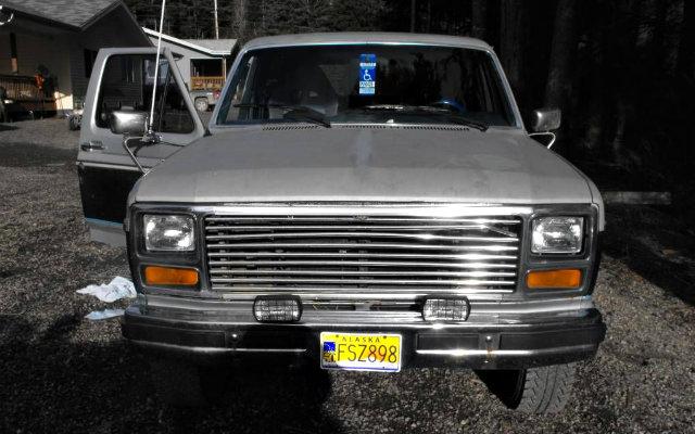 1985 Ford Bronco XLT